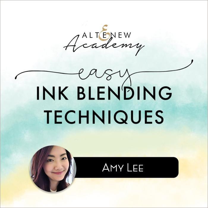 Easy Ink Blending Techniques