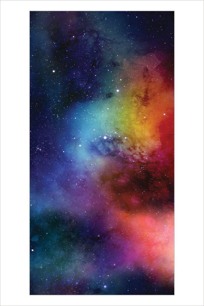 Watercolor Nebula Washi Tape