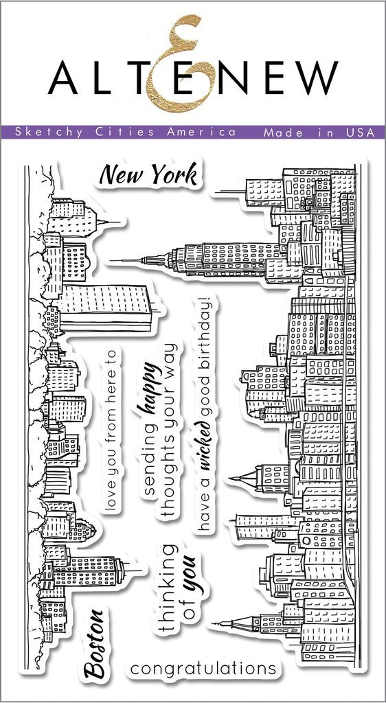 Sketchy Cities America